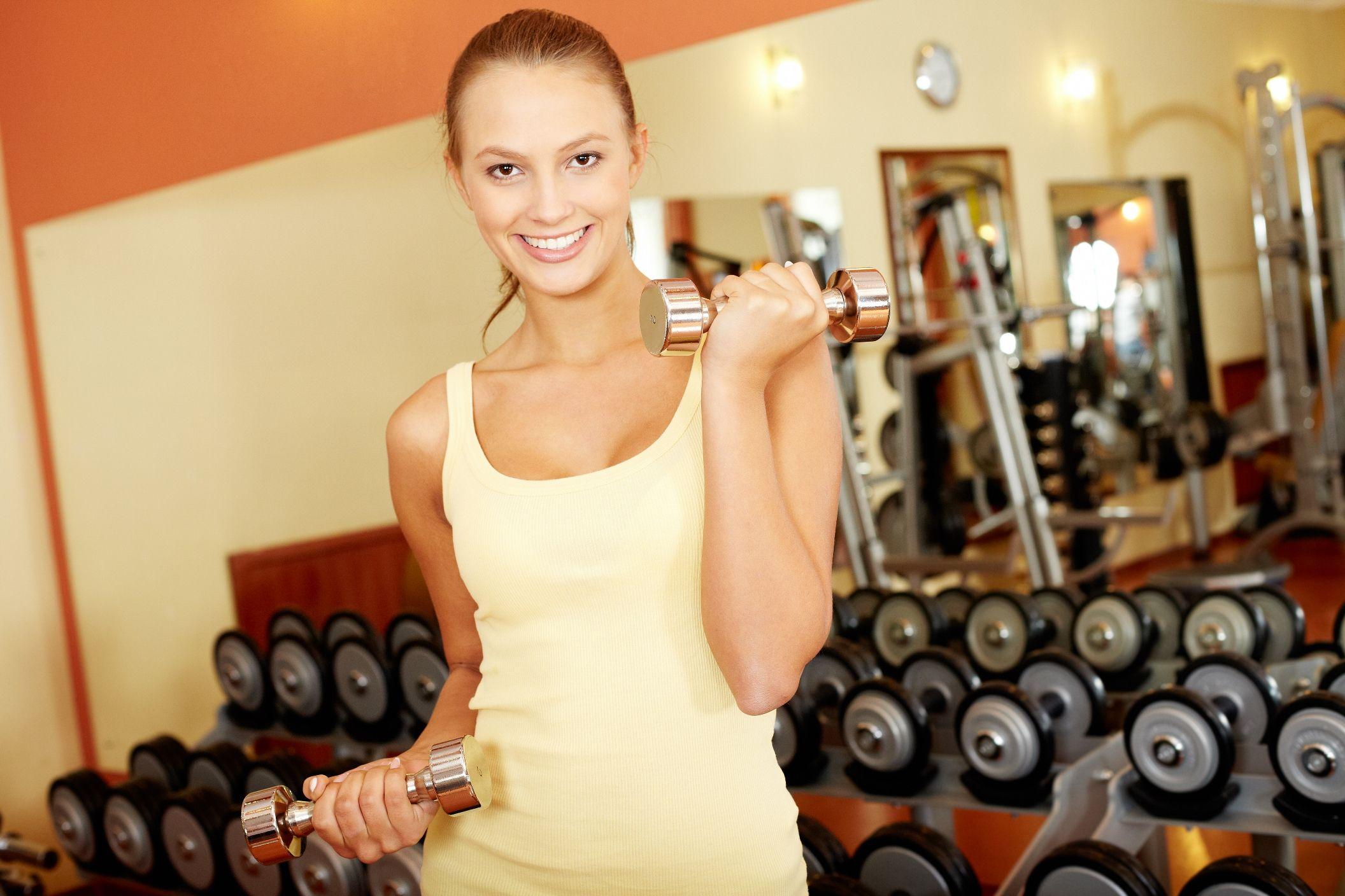 sala de sport fitness