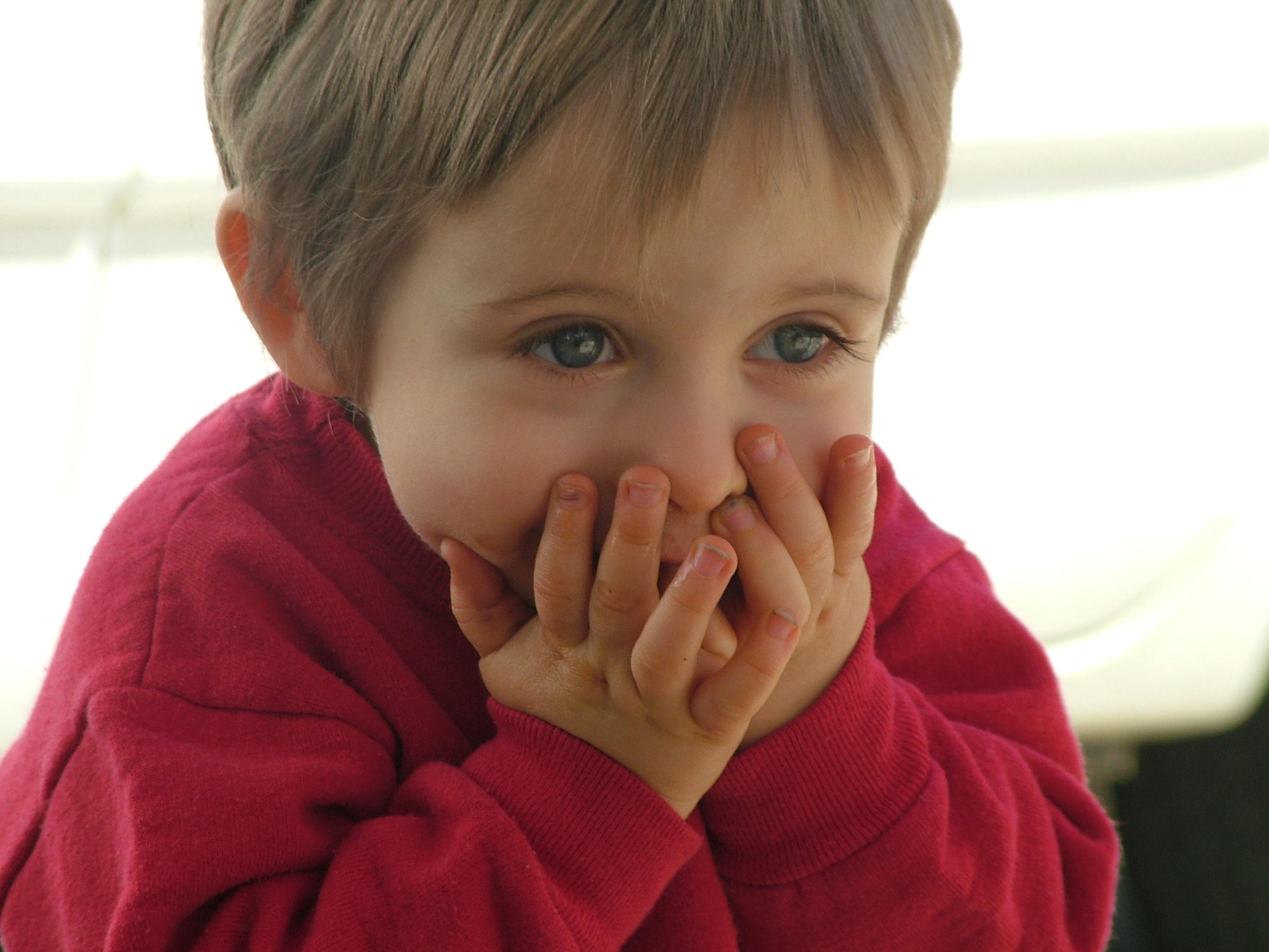 Copii mint adesea pentru a scăpa de consecințe