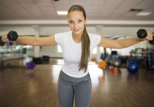 fitness-greutati pentru brate