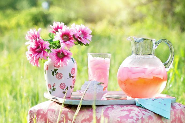 limonada roz
