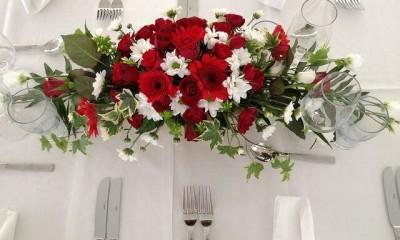 flori pentru nunta